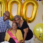 Ms Ina celebrates her centenary