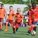 Double wins for 345FC in U11 league