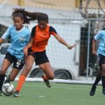 U13 girls take centre stage
