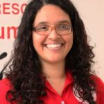 Carolina Ferreira of Red Cross earns international award