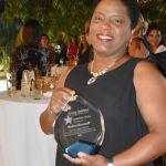 Karlene Bramwell awarded for Honouring Women Month efforts