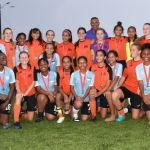 Sunset FC and Elite SC split girls U18 titles