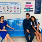 Bench in memory of young heart patient unveiled