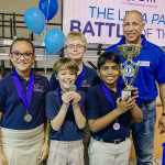 Battle of the Books champions crowned