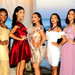Miss Teen Cayman contestants get their sashes