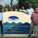 Summer interns gain experience at Water Authority