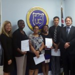Cayman-based company gives UCCI scholarships