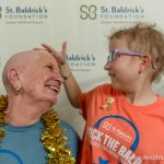 7th Big Shave to fight childhood cancer