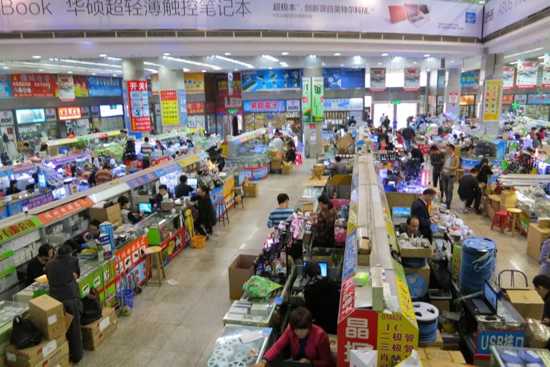 sourcing agent shenzhen-huaqiangbei-electronics wholesales