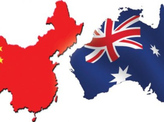 import from china to australia