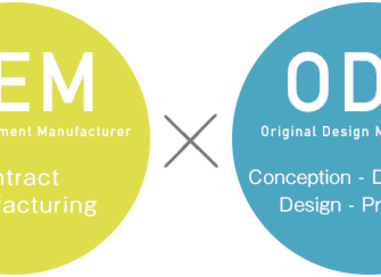 oem vs odm - difference between oem and odm