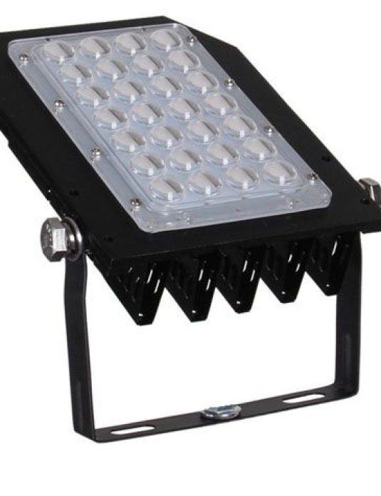 Economic Moudle type LED Flood Light 40W 6000k 5200Lm