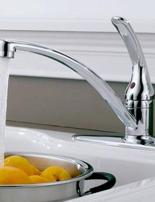 1-Handle Standard kitchen faucet