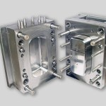 injection mold and tool