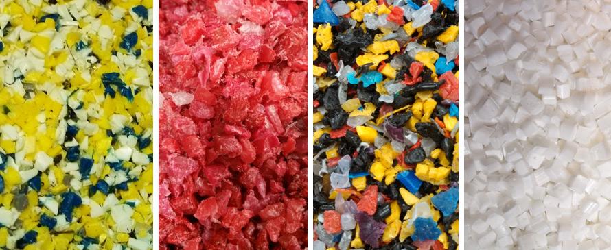 plastic materials types