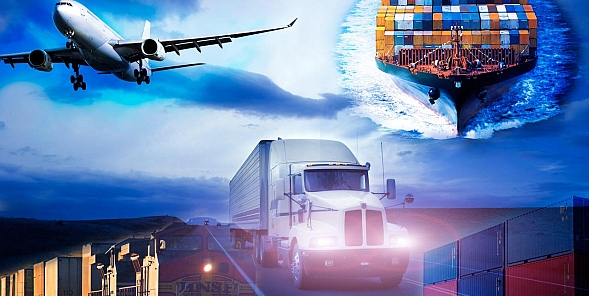 logistics and freight forwarding
