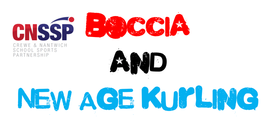 Boccia and New Age Kurling Equipment