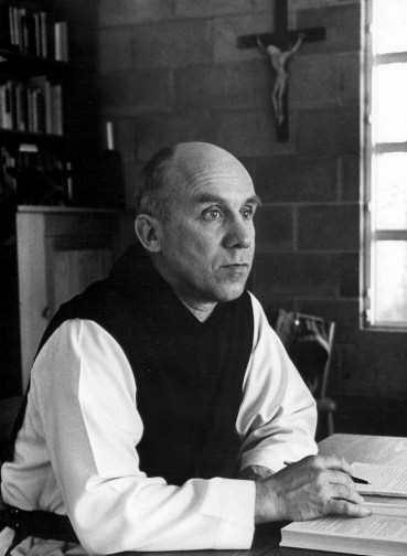 Trappist Father Thomas Merton, one of the most influential Catholic authors of the 20th century, is pictured in an undated photo. Devotees of the monk, who died in 1968, held various observances of the 100th anniversary of his birth, Jan. 31. (CNS/Merton Legacy Trust and the Thomas Merton Center at Bellarmine University)