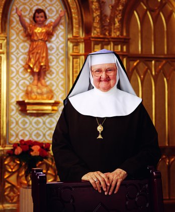 Mother Angelica, founder of Eternal Word Television Network, died at age 92 March 27 at the Poor Clares of Perpetual Adoration monastery in Hanceville, Ala. (CNS/courtesy EWTN)