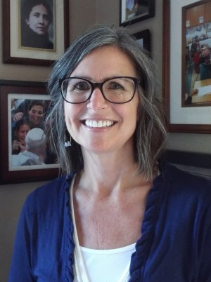 """Cindy Black, executive director of Redeemer Radio, a Catholic radio station based in Fort Wayne, Ind., will be a delegate at the """"Convocation of Catholic Leaders: The Joy of the Gospel in America"""" in Orlando, Fla., July 1-4. (CNS/courtesy Cindy Black)"""
