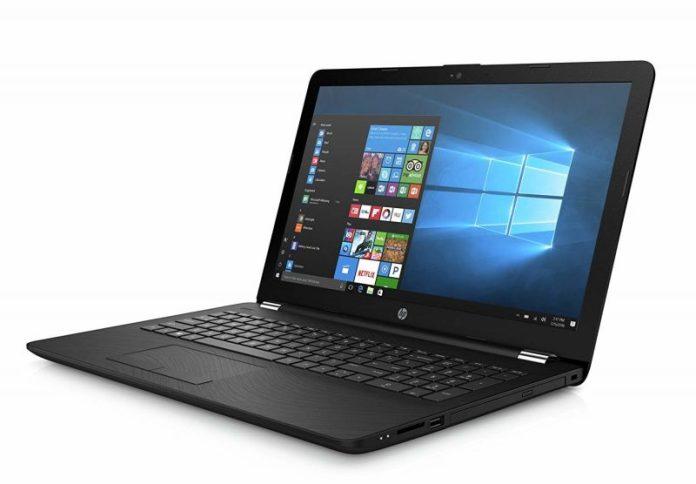 HP 15q-bu040tu 2018 15.6-inch Laptop (Intel Core i3-7100U/4GB/1TB/Windows 10/Integrated Graphics), Sparkling Black