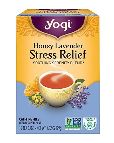 Herbal Tea Brand Yogi Tea
