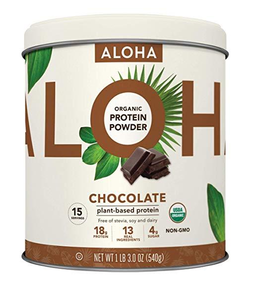 Aloha Organic protein