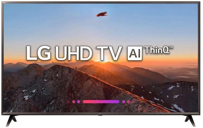 LG Smart 4k TV under 50,000