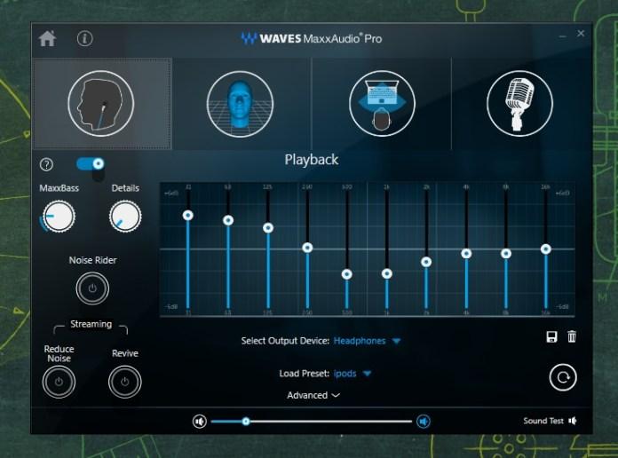 Waves MaxxAudio® Pro