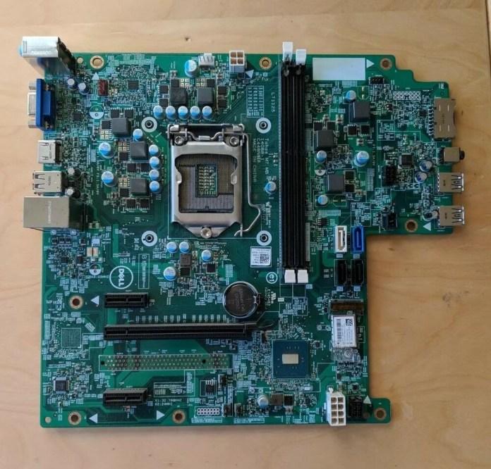 Dell Inspiron 3650 Desktop Motherboard
