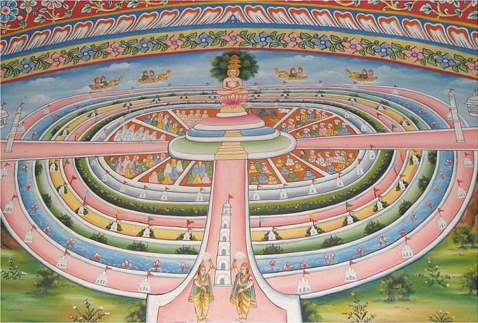 Samavasarana of Tirthankara