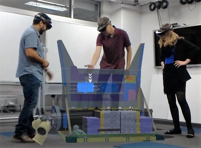 NASA uses Microsoft's HoloLens