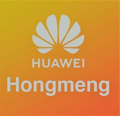 Huawei's Hongmeng OS