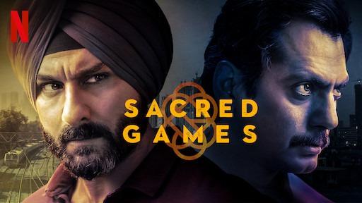 Sacred games recap