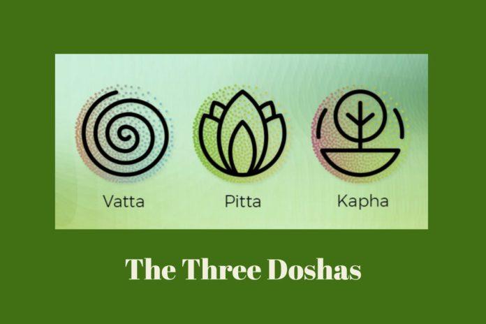 The three doshas