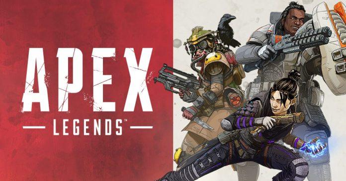 Pressure from Apex Legends