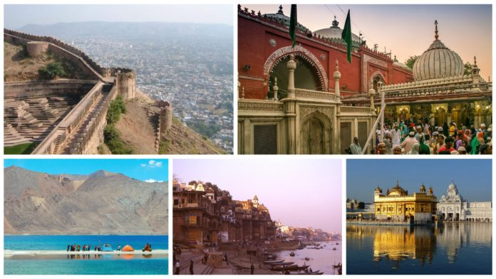 Must Visit These Indian Locations if You Are a Bollywood Fan