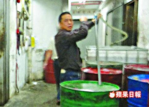新聞 : 香港也有地溝油 - 大陸 旅遊網 China Tour Travel Website