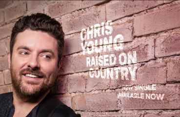Chris Young mit der neuen Single Raised On Country
