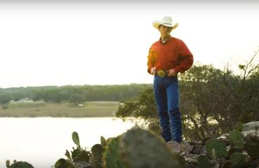 Granger Smith as Donny Cowboy Parked Out by the Lake / Music Video Screenshot