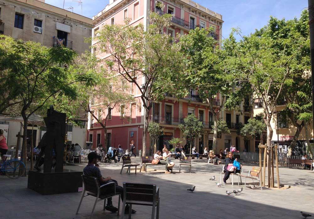 Planning A Neighborhood Square  Cnu