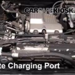 2000 Kia Sephia Engine Diagram Balloon Framing Interior Fuse Box Location: 1997-2001 Honda Cr-v - Ex 2.0l 4 Cyl.
