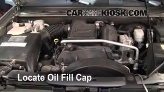 2006 Buick Rainier Fuse Box 2002 2009 Chevrolet Trailblazer Fix Oil Leaks