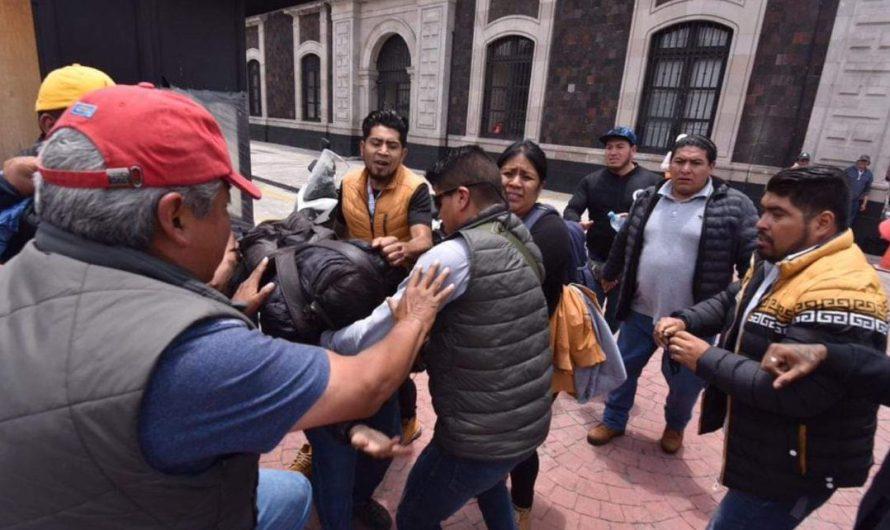 Del Mazo, de la indolencia a la displicencia hacia Periodistas