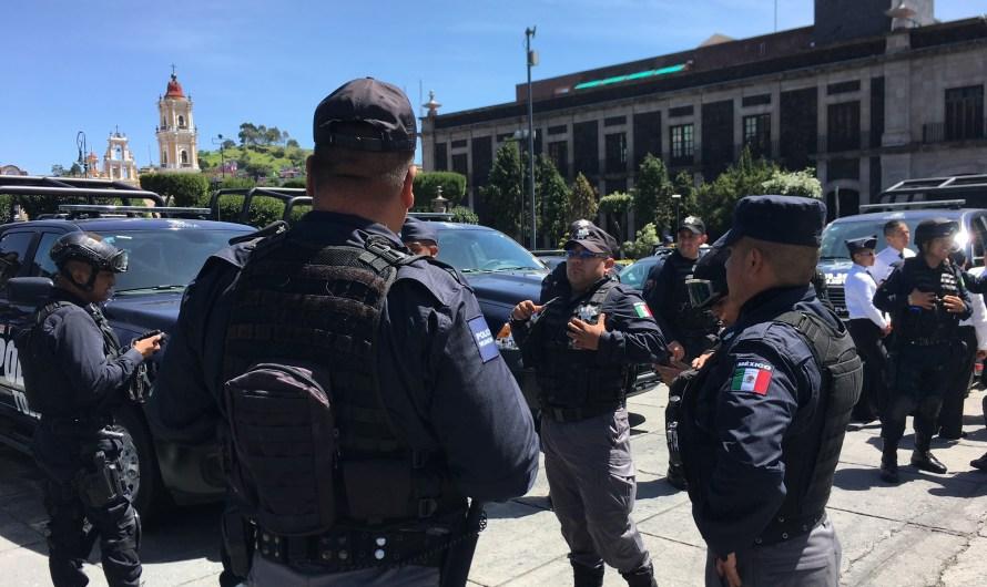 Mexiquenses viven inseguridad pese a anuncios alegres