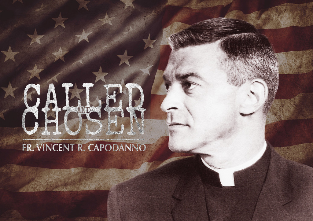 Image result for called and chosen fr. vincent capodanno