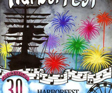 harborfest Izyk Poster