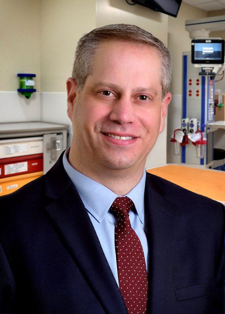 Seth Kronenberg MD headshot