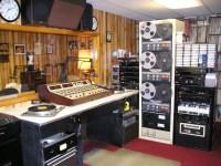 Rudy Paolangeli's home studio