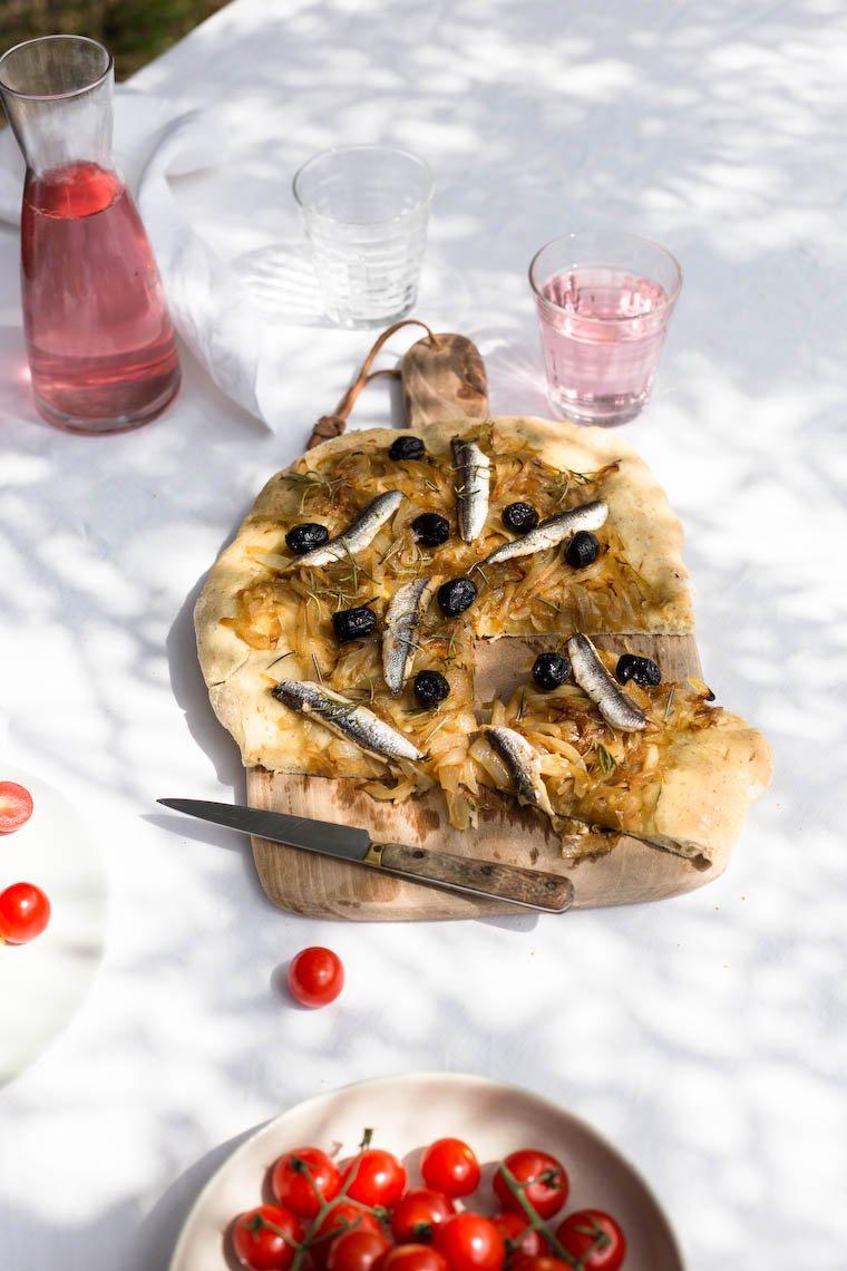 Pissaladière (French Onion Tart)